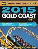2015 Gold Coast Refidex Street Directory 17th ed