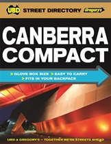 Canberra Compact Street Directory 3rd ed