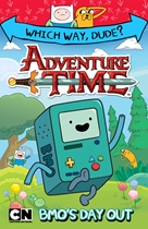 Adventure Time Which Way Dude: BMO's Day Out