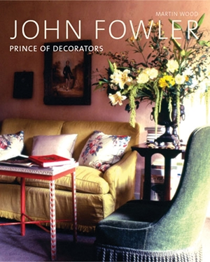 John Fowler Prince of Decorators