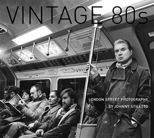 Vintage 80s London Street Photography