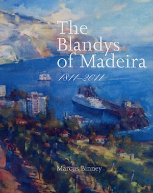 The Blandys of Madeira Portuguese Edition