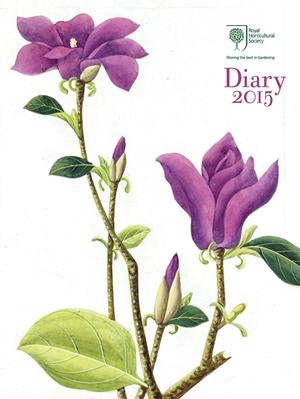 RHS Desk Diary 2015