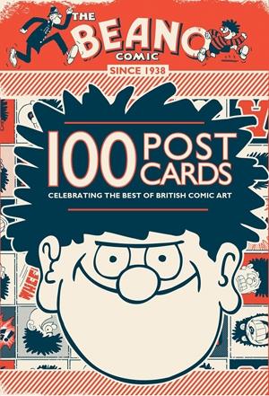 The Beano 100 Postcards