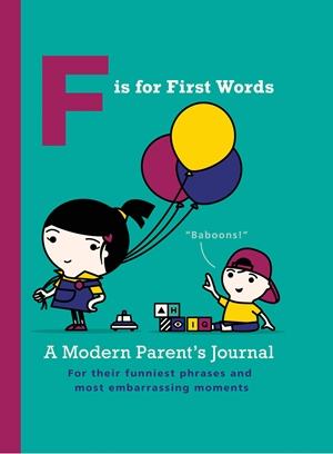 F is for First Words