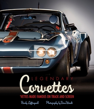 Legendary Corvettes 'Vettes Made Famous on Track and Screen