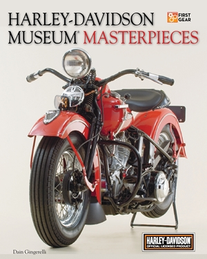 Harley-Davidson(R) Museum Masterpieces