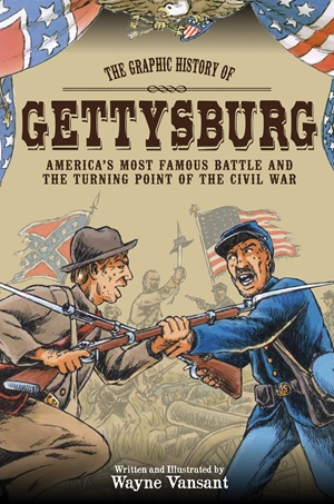 Gettysburg The Graphic History of America's Most Famous Battle and the Turning Point of The Civil War