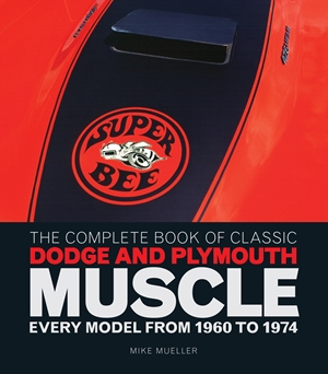The Complete Book of Classic Dodge and Plymouth Muscle