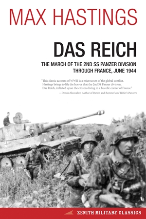 Das Reich The March of the 2nd SS Panzer Division Through France, June 1944