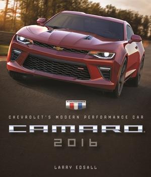 Camaro 2016 Chevrolet's Modern Performance Car