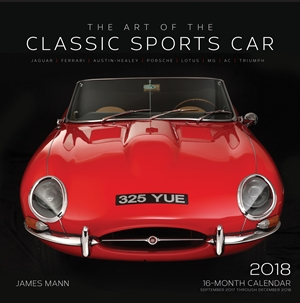 Art of the Classic Sports Car 2018