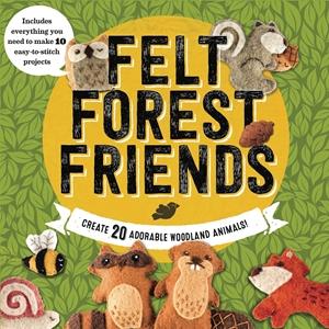 Felt Forest Friends
