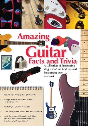 Amazing Guitar Facts and Trivia