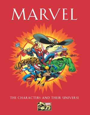 Marvel The Characters and Their Universe