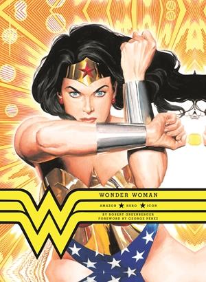 Wonder Woman Amazon Hero Icon