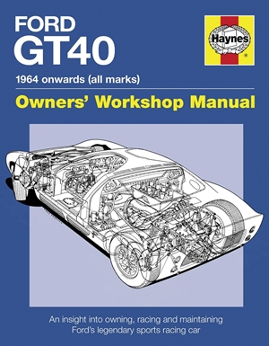 Ford GT40 1984 onwards (all marks)