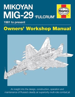 Mikoyan MiG-29 'Fulcrum' Manual
