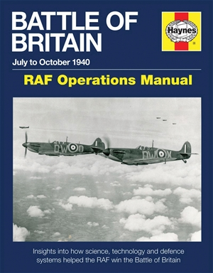 Battle of Britain July to October 1940 - RAF Operations Manual