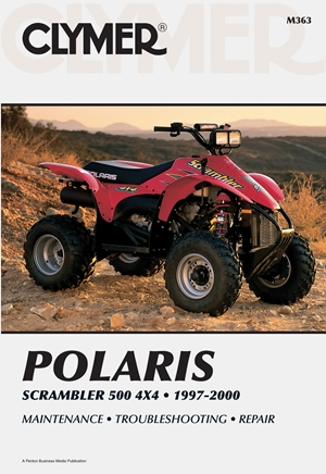 Polaris Scrambler 500 ATV