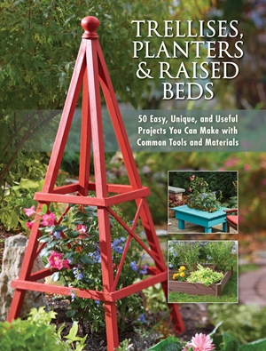Trellises, Planters & Raised Beds