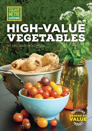 Square Metre Gardening High-Value Vegetables