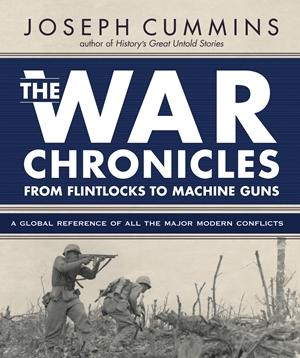 The War Chronicles: From Flintlocks to Machine Guns
