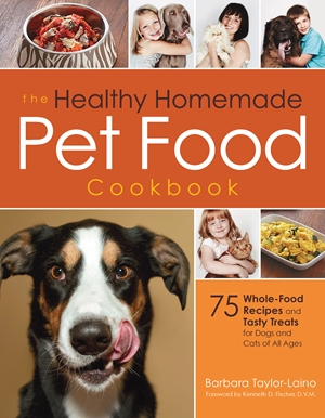 The Healthy Homemade Pet Food Cookbook