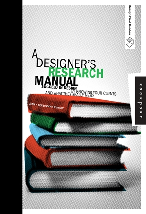 A Designer's Research Manual