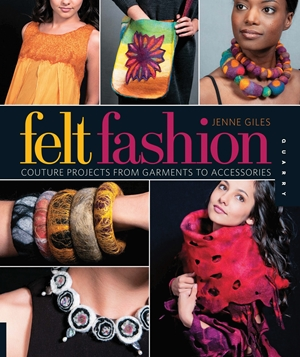 Felt Fashion Couture Projects From Garments to Accessories