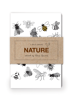 Nature Artwork by Eloise Renouf Journal Collection 1