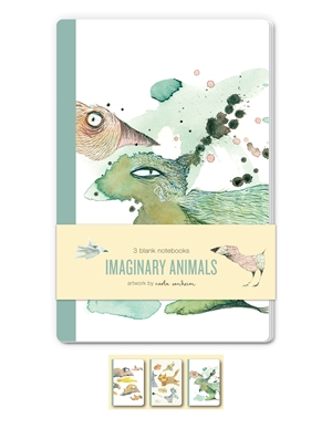 Imaginary Animals Blank Notebooks