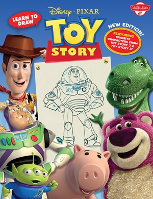 Learn to Draw Disney*Pixar's Toy Story