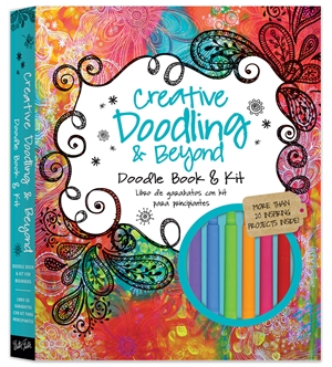 Creative Doodling & Beyond Doodle Book & Kit
