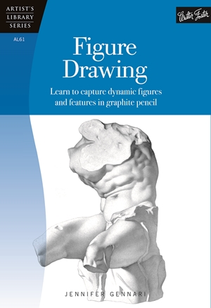Figure Drawing Learn to capture dynamic figures and features in graphite pencil