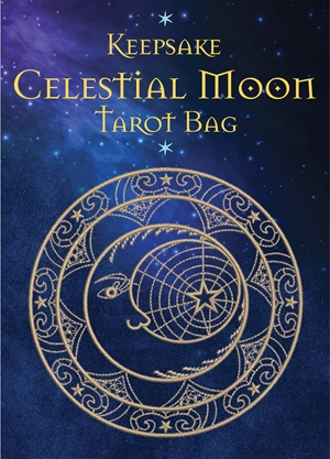 Celestial Moon Tarot Bag