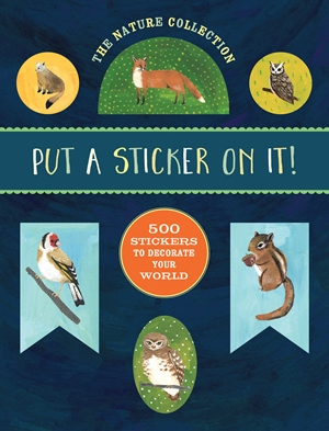 The Nature Collection: Put a Sticker On It!