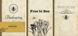 Beekeeping Blank Notebooks