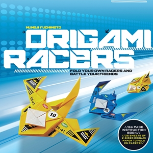 Origami Racers Fold Your Own Racers and Battle Your Friends