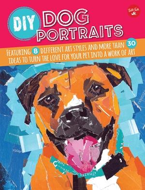 DIY Dog Portraits