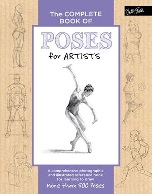 The Complete Book of Poses for Artists