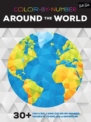 Color-by-Number: Around the World