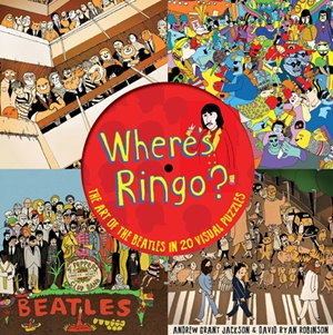 Where's Ringo? The Story of The Beatles in 20 Visual Puzzles
