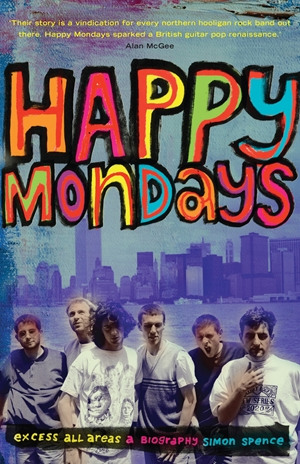 Happy Mondays Excess All Areas