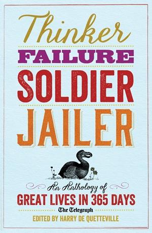 Thinker, Failure, Soldier, Jailer