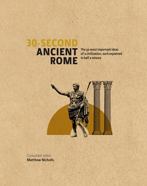 30-Second Ancient Rome