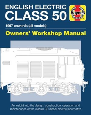 English Electric Class 50