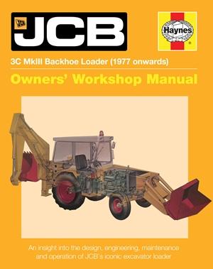 JCB 3C MkIII Backhoe Loader (1977 onwards)