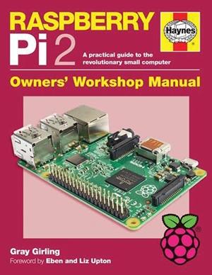 Raspberry Pi 2 Manual