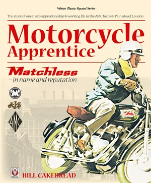 Motorcycle Apprentice Matchless - in name & reputation